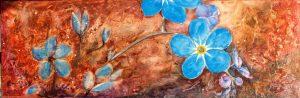 Myosotis évolution | Sophie Ruel - artist