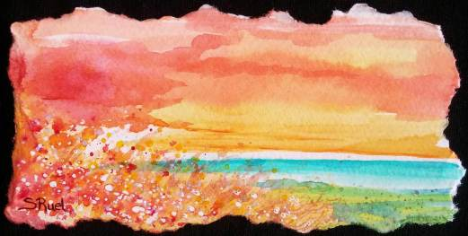 La joie du ciel   Sophie Ruel - artiste