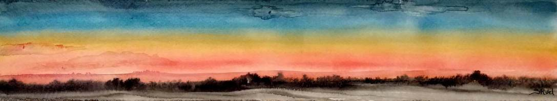 Ruban de ciel | Sophie Ruel - artiste