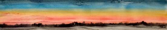 Ruban de ciel   Sophie Ruel - artiste