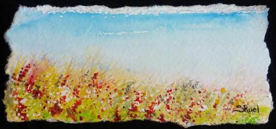 L'odeur du vent   Sophie Ruel - artiste