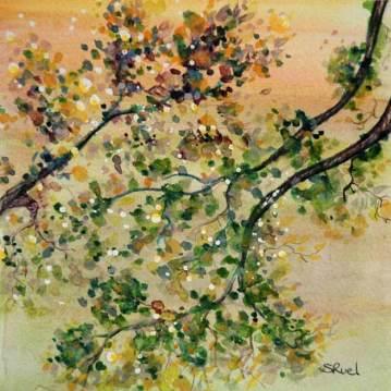 Entendu entre les branches   Sophie Ruel - artiste