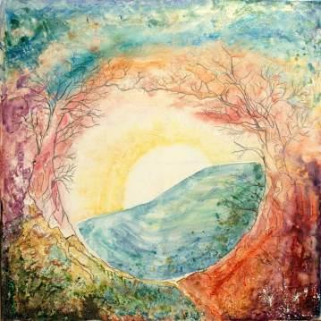 L'équilibre par l'amour  Sophie Ruel - artiste
