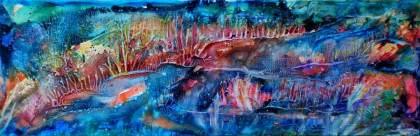 Le prana du corail | Sophie Ruel - artiste