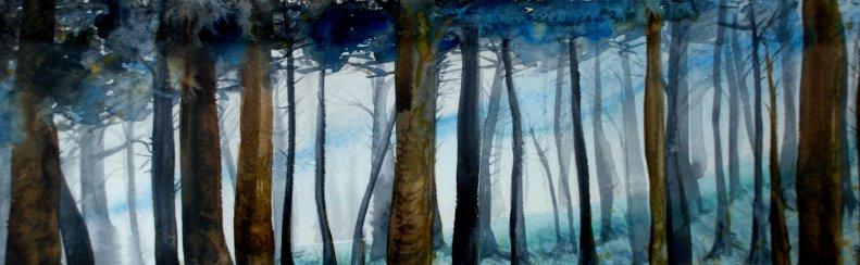 Le baume de la brume   Sophie Ruel - artiste