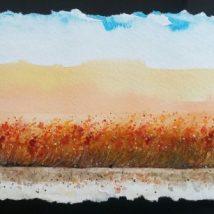 La chaleur de la baie | Sophie Ruel - artiste