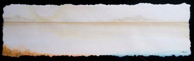 Le blanc des cieux   Sophie Ruel - artiste