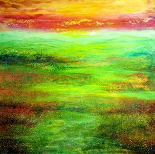 Par delà   Sophie Ruel - artiste
