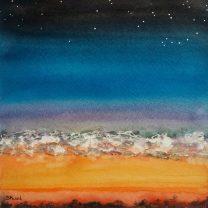 Au dessus des nuages le ciel est bleu   Sophie Ruel - artiste