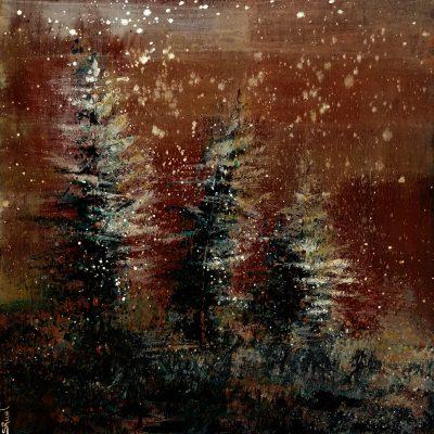 Les lumières de la pénombre | Sophie Ruel - artiste