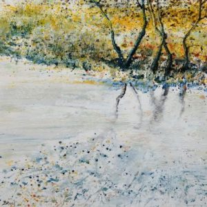 Traverser la rivière | Sophie Ruel - artiste