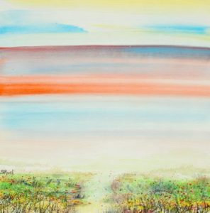 Chemin de la plage | Sophie Ruel - artiste