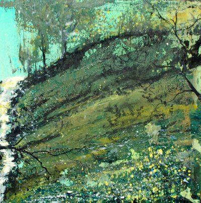 Du haut de la colline | Sophie Ruel - artiste