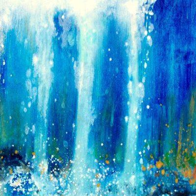 L'eau trinité | Sophie Ruel - artiste