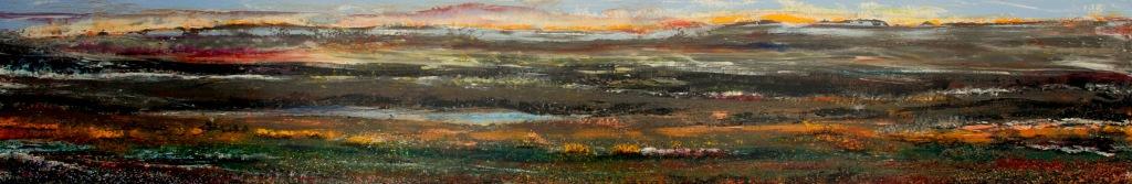 Une terre pour le soleil | Sophie Ruel - artiste